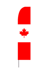 Canada Feather Flag