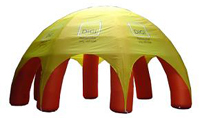 Custom Inflatable Dome 7
