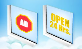 Custom Design Online - Window Graphics