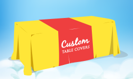 Custom Design Online - Table Covers